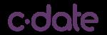 c-date logo